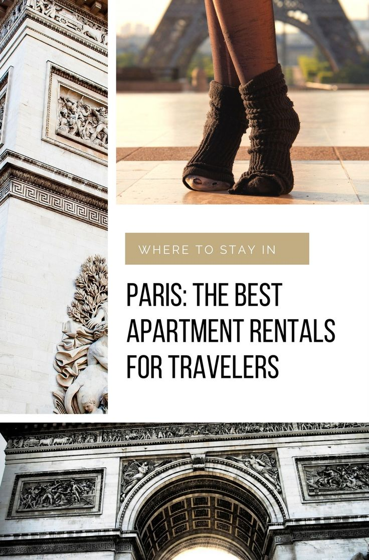 Wondering where to stay in #Paris? There is a definite shift in favor of apartments, so we've covered some of the best rentals in Paris for travelers.