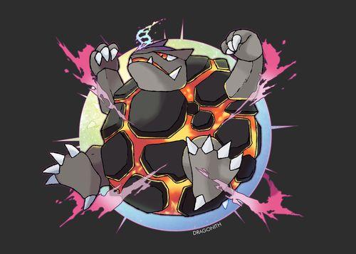 Pokemon Sableye Mega Evolution