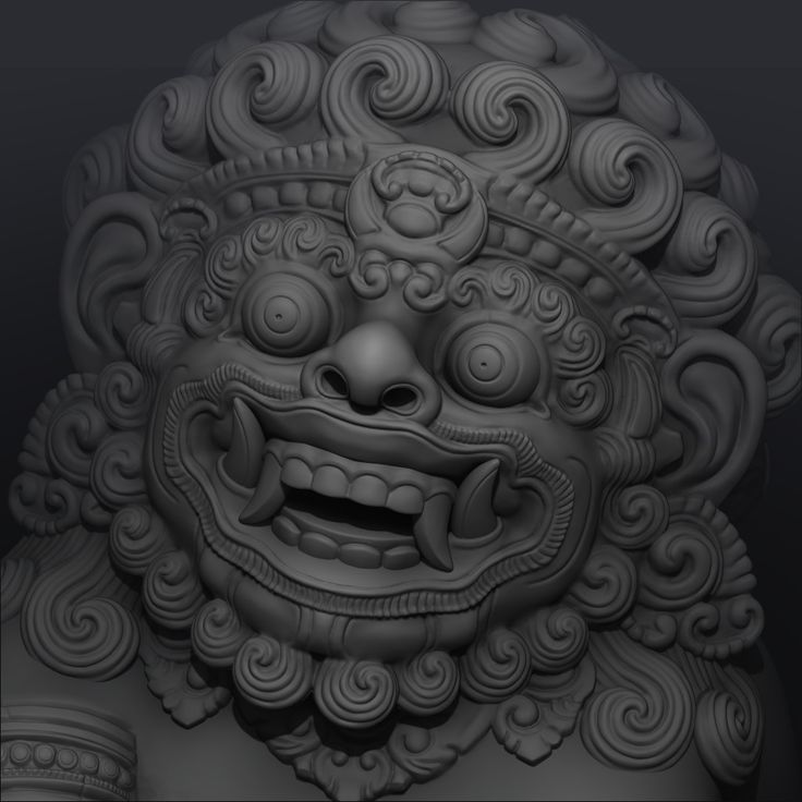 Bali's Demon, Guillaume Mardaga on ArtStation at https://www.artstation.com/artwork/VaOmg