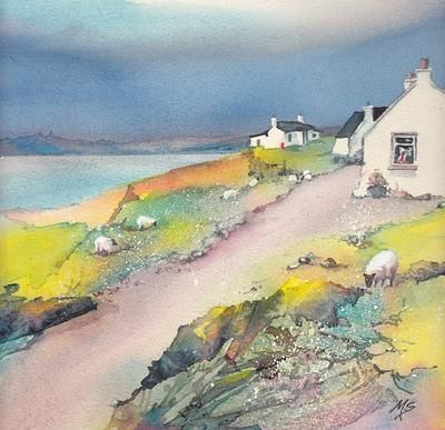 Miriam Smith Island Idyll - Beauly Gallery