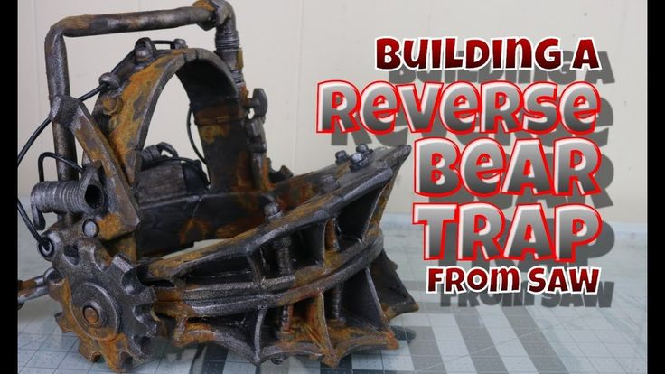 Reverse Bear Trap from Saw