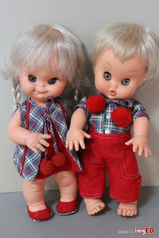 Mariannina e Modestino Furga hanno lo stesso viso di Mizzi e Muzzi oppure di Severino e Severina ma sono più grandi