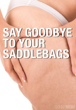 Get rid of those SADDLEBAGS with these moves.