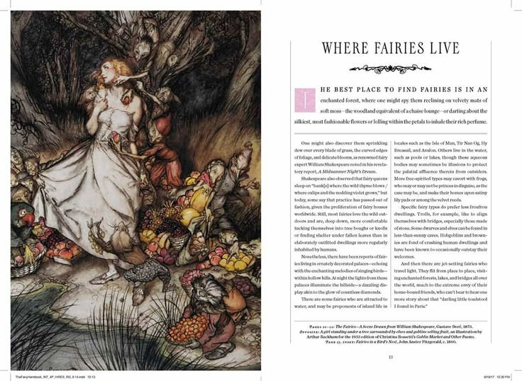 12 best the faerie handbook images on pinterest faeries fairies the faerie handbook an enchanting compendium of literature lore art recipes fandeluxe Image collections