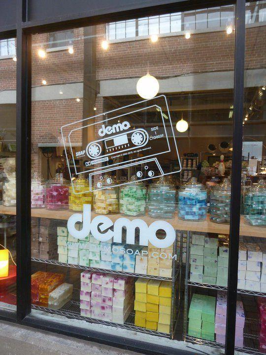 Demo Soap Shop, Toronto