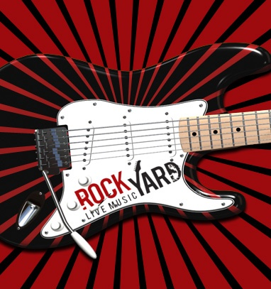 The RockYard at Fantasy Springs Casino and Resort ~ live outdoor entertainment