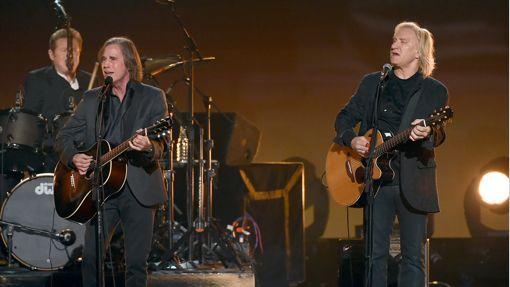 Glenn Frey Tribute; Grammys; 2016; Don Henley, Jackson Browne