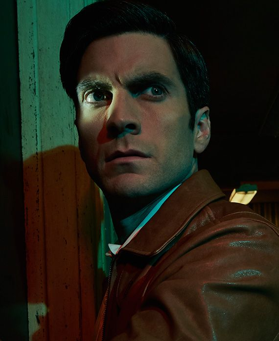 "Wes Bentley, cast member ""John Lowe"" of 'Hotel Cortez' in Los Angeles on ""American Horror Story Hotel"" (Season #5 10-7-15) - on the FX Network. is an American actor. Bentley is best known for his roles as Ricky Fitts in American Beauty, Blackheart in Ghost Rider, Thomas in P2, Seneca Crane in The Hunger Games, and Doyle in Interstellar."