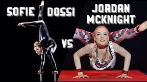 Image result for sofie dossi does not not have a spine