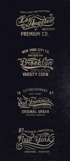 Hand Lettering by Mke Design