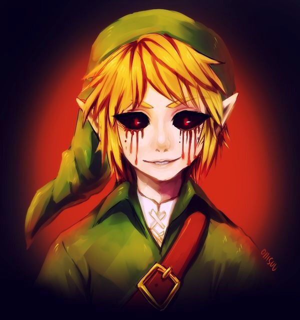 BEN DROWNED HE IS MY FAVORITE