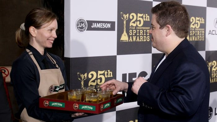 Every day during advent, Patton Oswalt is offering up a pairing of rare whiskey and literature — the kind of meditation we all could use leading up to the holidays.