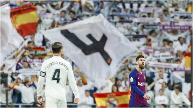 Laliga Request That El Clasico Be Switched To The Bernabeu Due To Barcelona Protests Get The Latest News For Ba La Liga Barcelona Football Barcelona Players