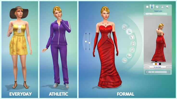 awesome You're now free of charge to be anyone, regardless of gender, in 'The Sims'