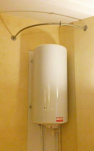 Les 25 meilleures id es concernant cacher le chauffe eau - Comment cacher une chaudiere dans une cuisine ...