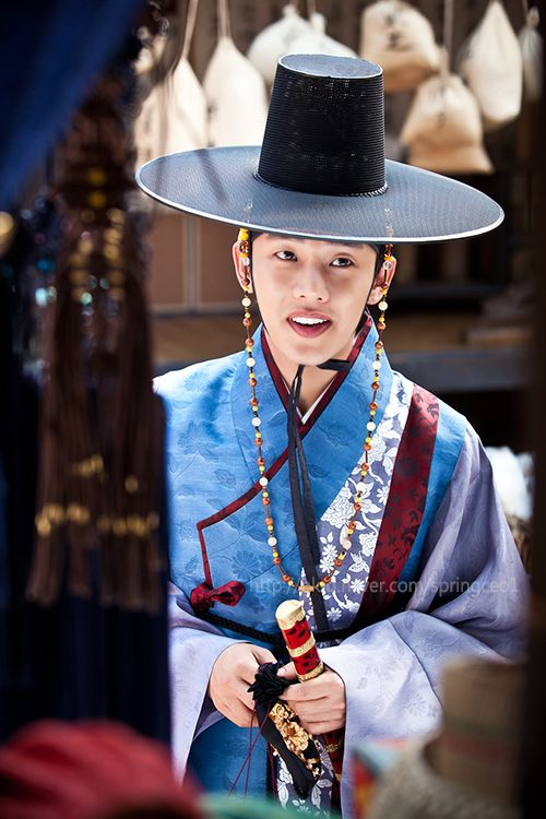 Hanbok, Korean traditional man's style