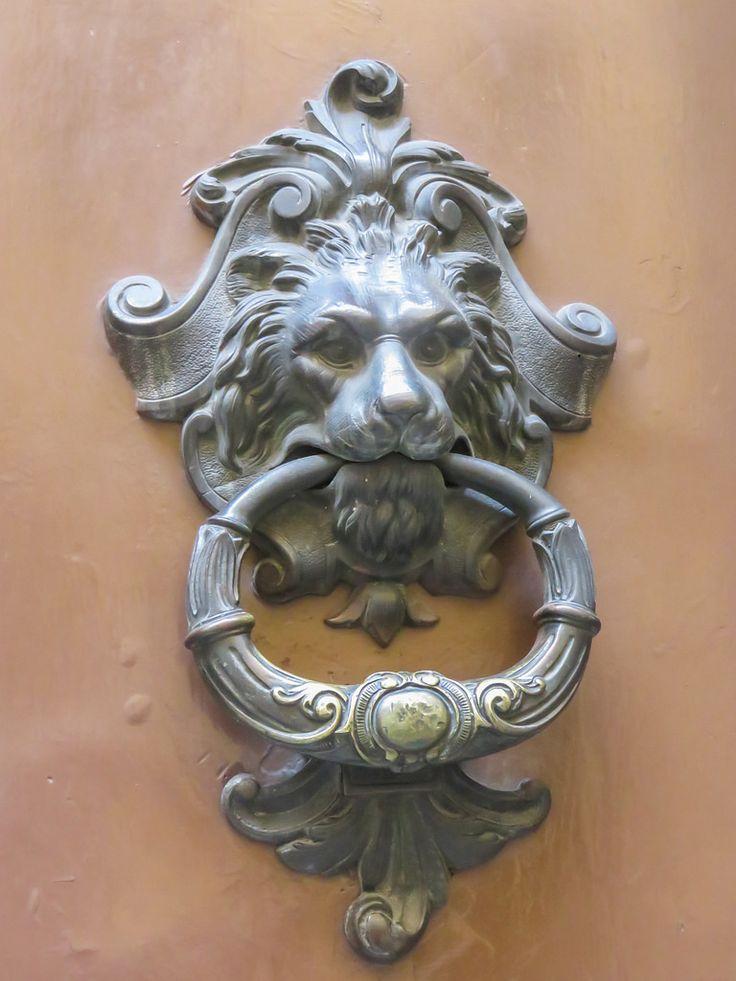 25 best ideas about lion door knocker on pinterest black lion black and door knockers - Turtle door knocker ...