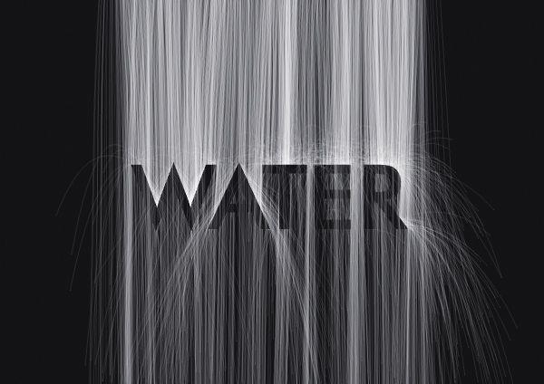 Hidden typography by MountStar , via Behance
