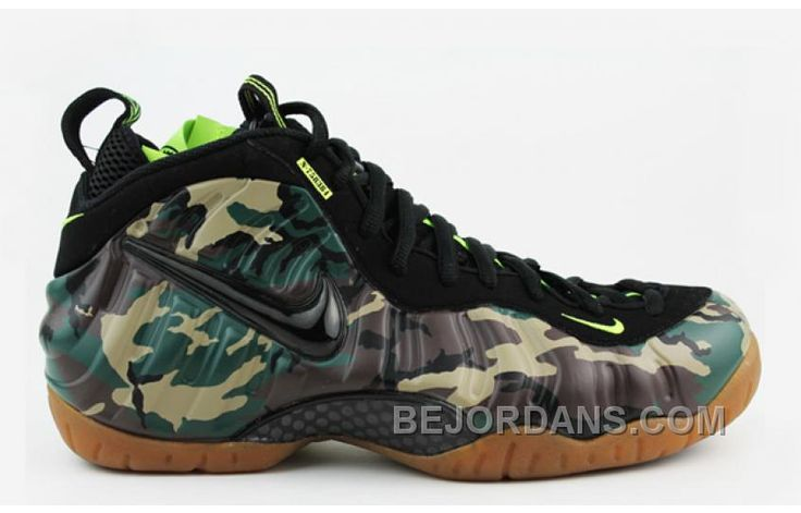 """http://www.bejordans.com/free-shipping-6070-off-nike-air-foamposite-pro-prm-le-army-camo-forest-black-for-sale-28d6b.html FREE SHIPPING! 60%-70% OFF! NIKE AIR FOAMPOSITE PRO PRM LE """"ARMY CAMO"""" FOREST/BLACK FOR SALE SE65W Only $107.00 , Free Shipping!"""