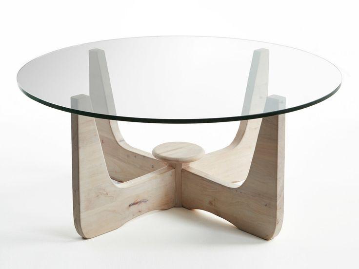 17 meilleures id es propos de table basse verre sur for Table basse en verre ronde