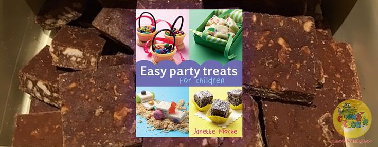 These brownies are great for parties as they can be made in advance giving you more time to focus on other preparations for the party.