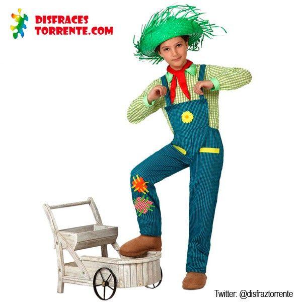 Disfraz Granjero Campesino