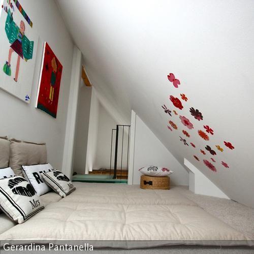 1000 bilder zu spitzboden auf pinterest - Kinderzimmer spitzboden ...