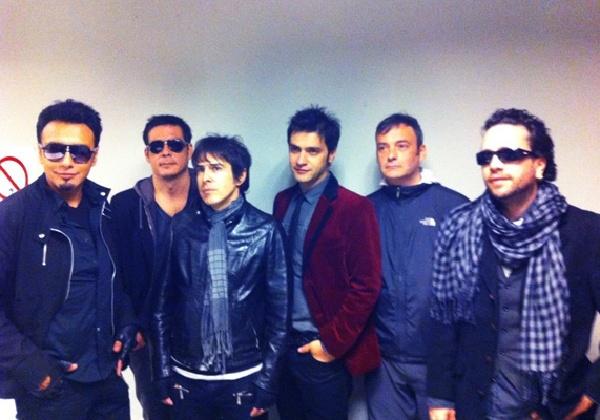 Ensayo Lucybell, uno de los mejores grupos Chilenos!!! viva el Rock made in Chile!