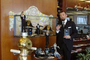 """ModaeStyle: A Milano l'Admiral Hotel si """"veste"""" da James Bond"""