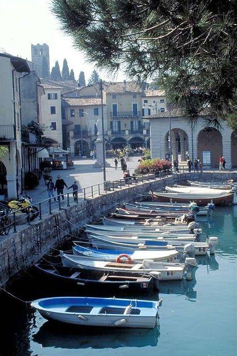 Desenzano del Garda, Lake Garda