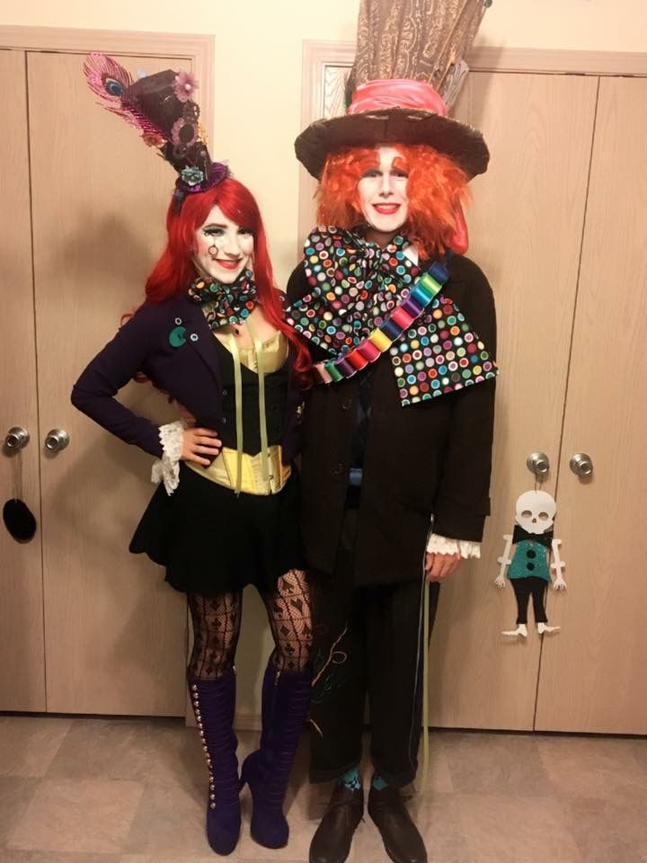 8 best diy cosplay costumes images on pinterest cosplay costumes mad hatter cosplay costume were all mad here solutioingenieria Choice Image