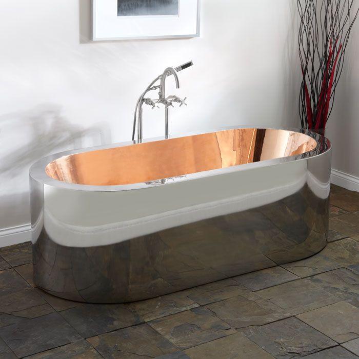 635 best Bathtub ~ Beautiful images on Pinterest | Bathtubs, Soaking ...