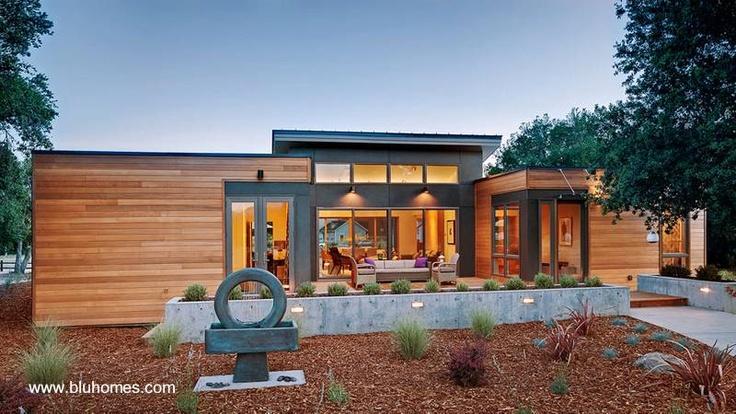 Arquitectura de Casas: Viviendas prefabricadas: precio por producto.