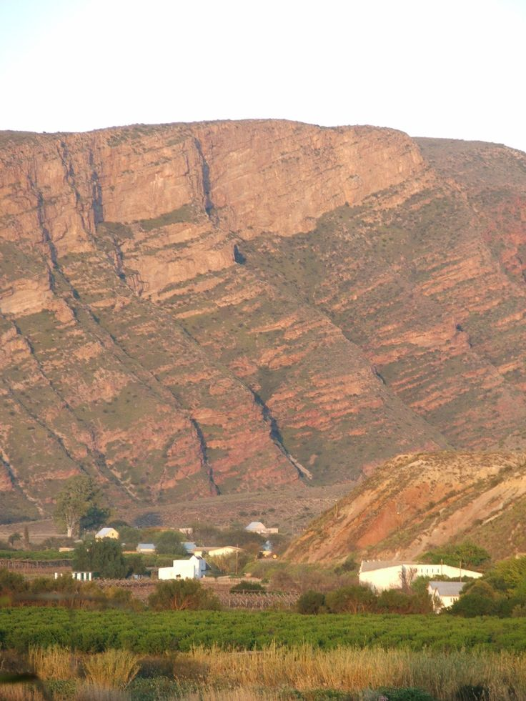 Calitzdorp, Western Cape, South Africa