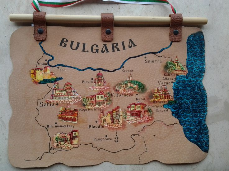 Bulgaria, handmade craft from Veliko Tarnovo #goodatservice.com