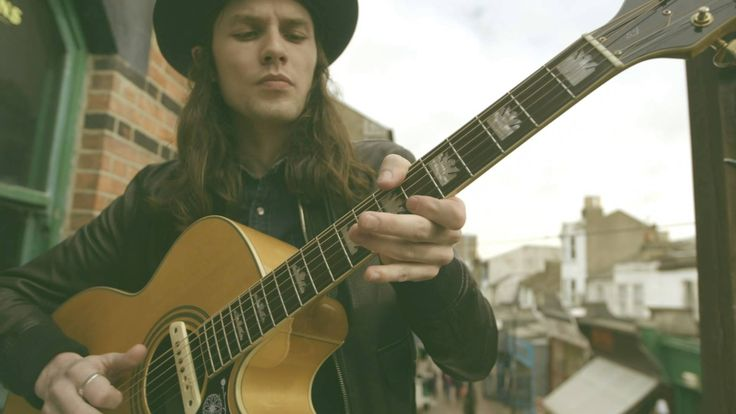 'Let It Go' by James Bay - Burberry Acoustic