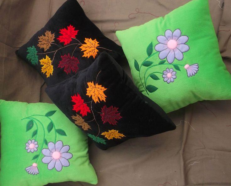 Bantal Sofa , Bantal aplikasi #FunnyPillow #DesignByRequest www.flanellucu.com