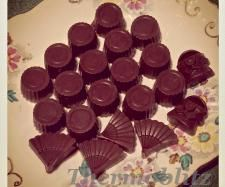 Raw chocolate in the Thermomix