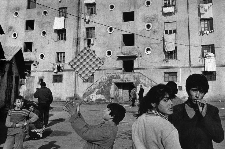 Nikos Economopoulos ALBANIA. Tirana. 1991