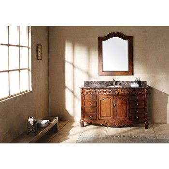 Website Picture Gallery James Martin Saint James single Inch Cherry Traditional Bathroom Vanity