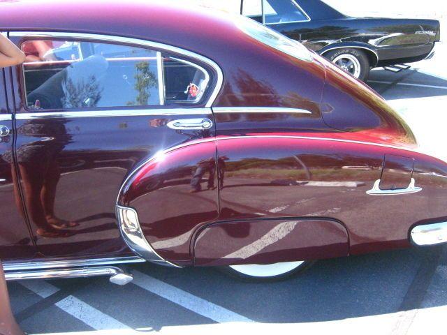 1950 Chevy Fleetline Deluxe 4 Door Slantback Chevy Chevrolet Classic Chevrolet