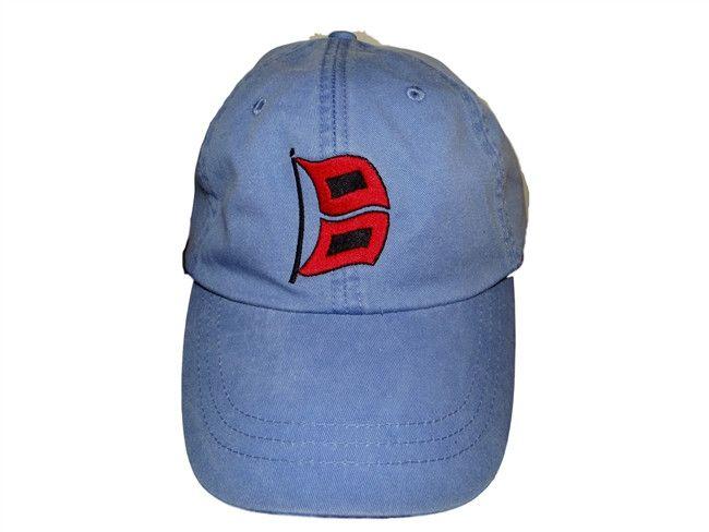 Lillie Design Embroidered Hurricane Warning Flags Baseball Cap