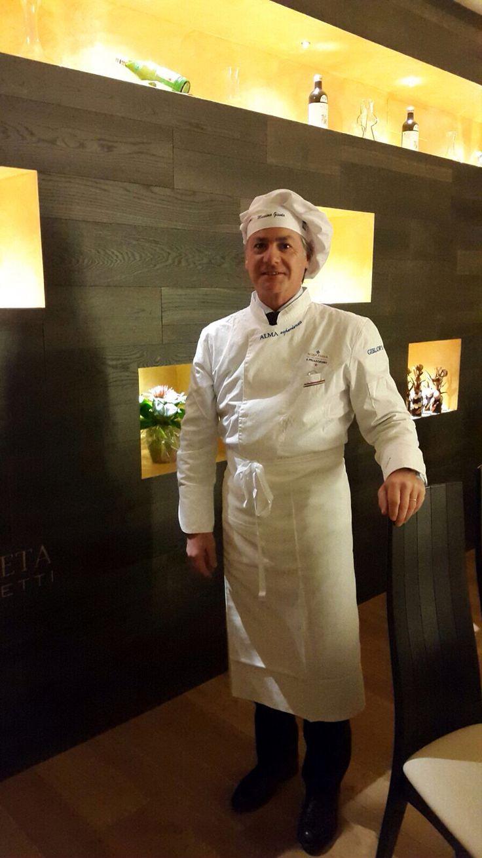Like a Chef in Alma Master Chef School