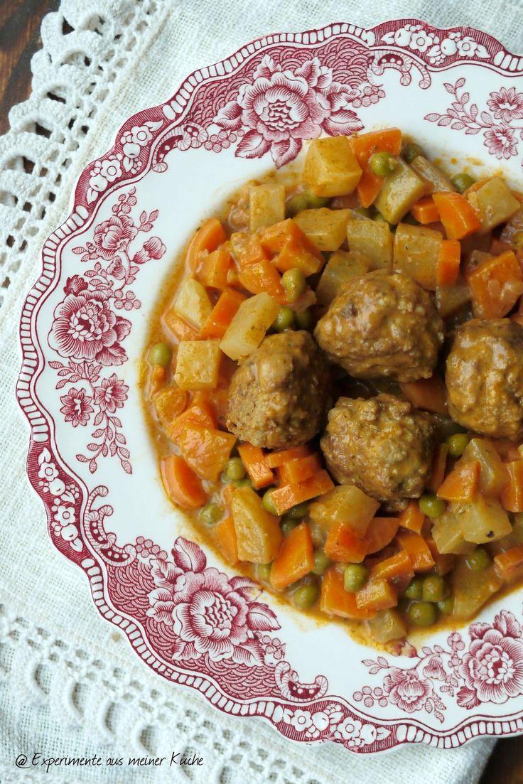 Experimente aus meiner Küche: Wikingertopf