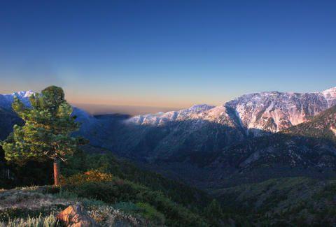 San Gabriel Mountain Wilderness