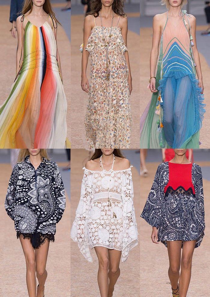Paris Fashion Week Womenswear Print Highlights Part 1 – Spring/Summer 2016