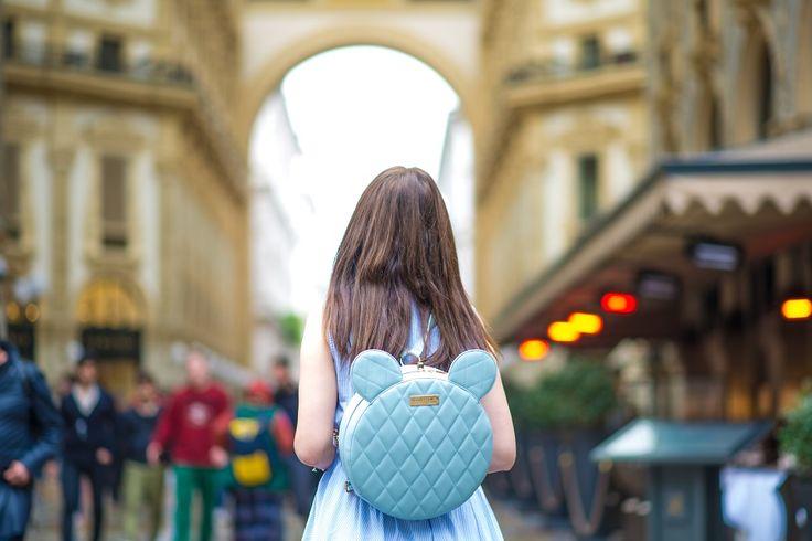 » La pas pana in Navigli, cartierul caselor colorate de pe PinterestMiuMiu