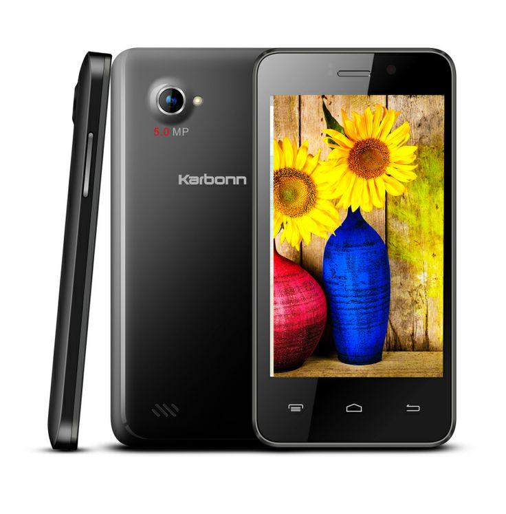 Karbonn Enters the 'Affordable Android' Race with Karbonn Titanium S99