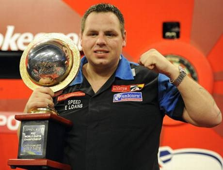Adrian Lewis (born 21 January 1985 in Stoke-on-Trent) is an English professional darts player for the (PDC)