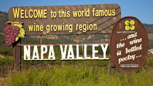 The Napa Valley is more than just wine. It's a jewel in the crown of California, where pop art meets high art and culture is a rich mix often missing from European destinations. http://goo.gl/8EKnkJ